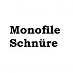Monofile Schnüre
