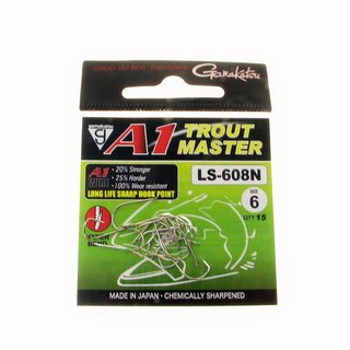 Trout Master A1 Serie LS 608
